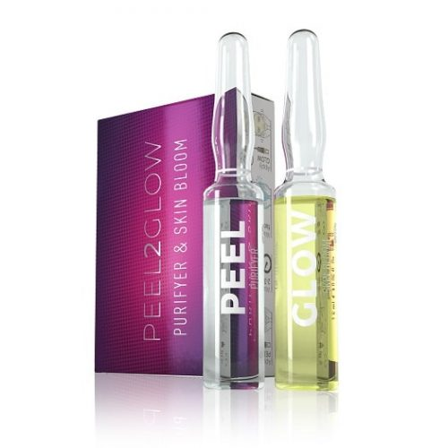 Purifyer & Skin Bloom voedt en herstelt de natuurlijke glans van de huid