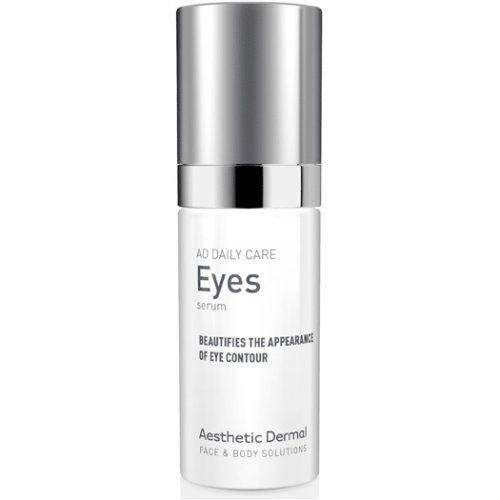Eyes serum voor vermindering van vochtwallen en donkere kringen