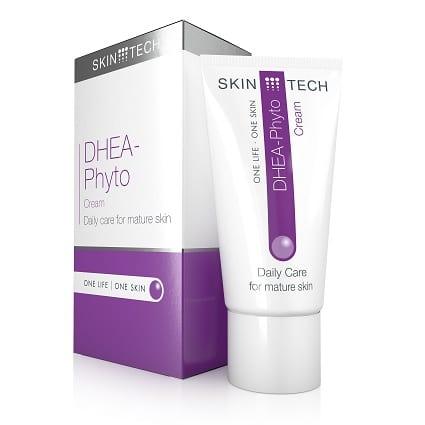 DHEA Phyto crème hydrateert en herstelt beschadigde huid