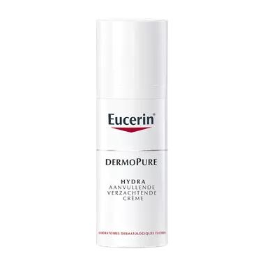 DermoPure HYDRA aanvullende verzachtende crème