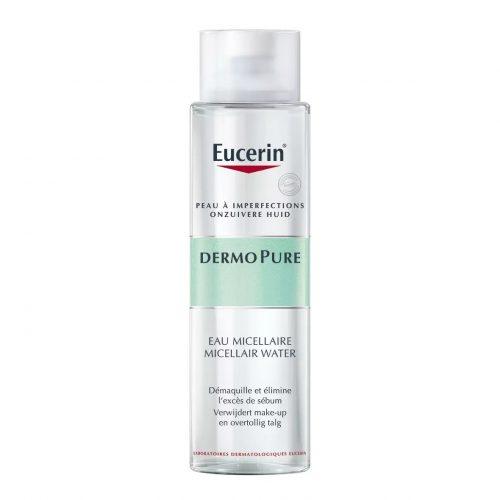 DermoPure Micellair water voor de acnegevoelige huid
