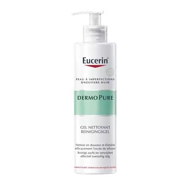 DermoPure Reinigingsgel non-comedogene gezichtsreiniger voor de vette- en acnegevoelige huid