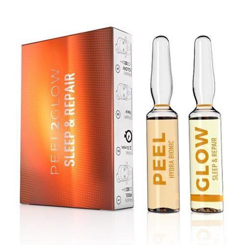 Sleep & Repair krachtige anti-agingformule voor een stralende huid