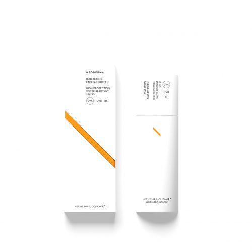 Blue Blood Face Tinted Sunscreen (natural)