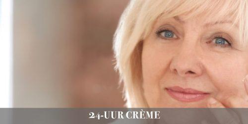 24-uur crème