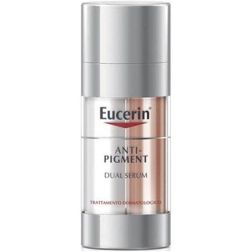 Eucerin Anti-Pigment Serum Duo Eucerin Anti-Pigment Serum Duo vermindert doeltreffend pigmentvlekken_2x15ml