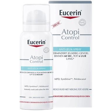 Eucerin AtopiControl Anti-Jeuk-Spray directe en langdurige vermindering van jeukerig gevoel