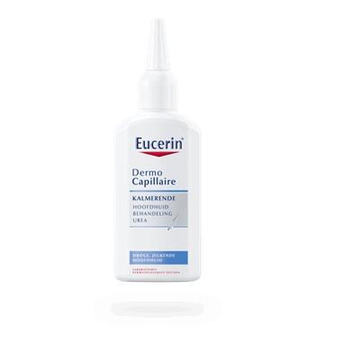 Eucerin DermoCapillaire Kalmerende Urea Hoofdhuidbehandeling voor de gevoelige en droge hoofdhuid