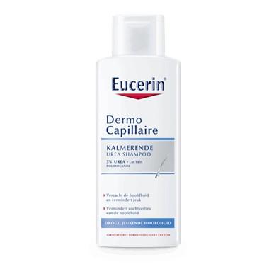 Eucerin DermoCapillaire Urea Shampoo 5% voor de droge en gevoelige hoofdhuid