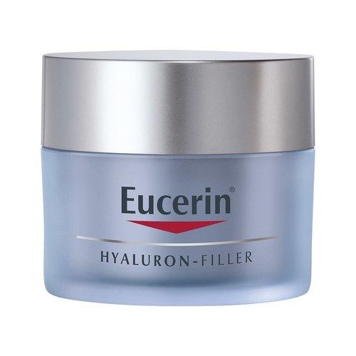 Eucerin Hyaluron Filler Nachtcrème geavanceerde anti-rimpelcrème voor de dunne huid_50ml