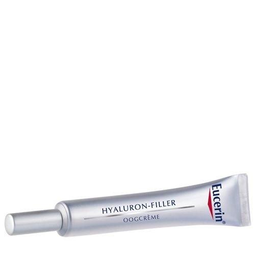 Eucerin Hyaluron-Filler Oogcontourcrème voor het verminderen van rimpels en kraaienpootjes_15ml