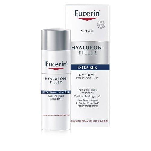 Eucerin Hyaluron-Filler Urea Dagcrème voor de droge huid met rimpel_50ml