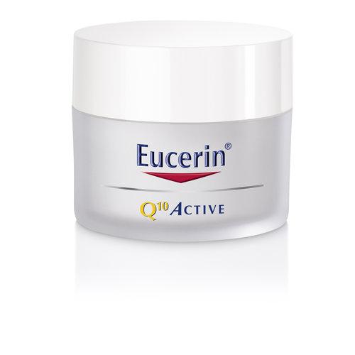 Q10 ACTIVE Dagcrème helpt diepte van rimpels en fijne lijntjes te verminderen