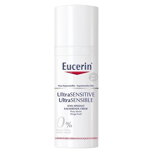 Eucerin UltraSENSITIVE Kalmerende crème voor de droge overgevoelige huid_50ml