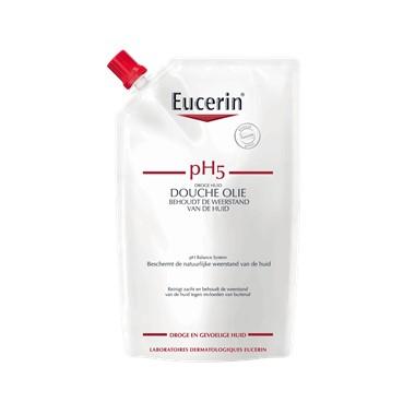 pH5 Douche olie NAVUL dagelijkse reinigingsolie voor behoudt van weerstand en beschermt tegen uitdroging