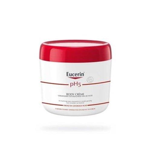 Eucerin pH5 Soft Body Crème vermindert gevoeligheid van de huid_450ml