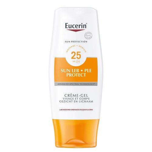 Sun PLE Protect Gel-Crème SPF 25 zonnebrandcrème met bescherming tegen huidreacties veroorzaakt door zon_150ml