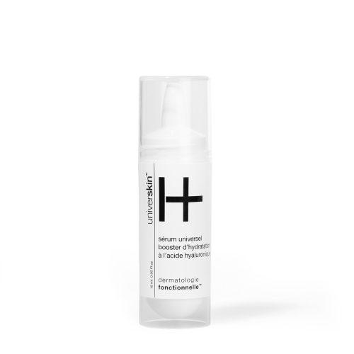 Universkin Hyaluronzuur zuiver H een universeel hydraterend skinbooster serum