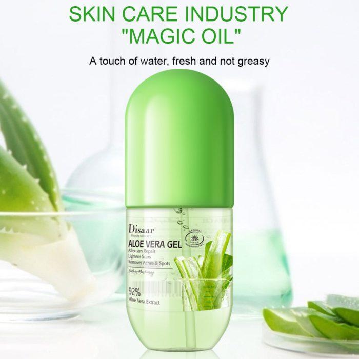 Aloë Vera 92% voor een optimale vochtbalans in uw huid in 280ml flacon - detail 3