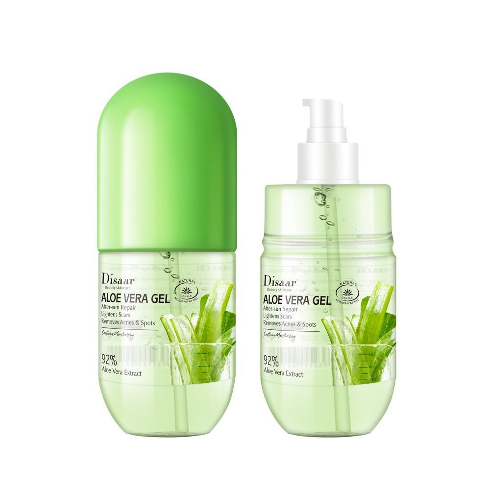Aloë Vera 92% voor een optimale vochtbalans in uw huid in 280ml flacon