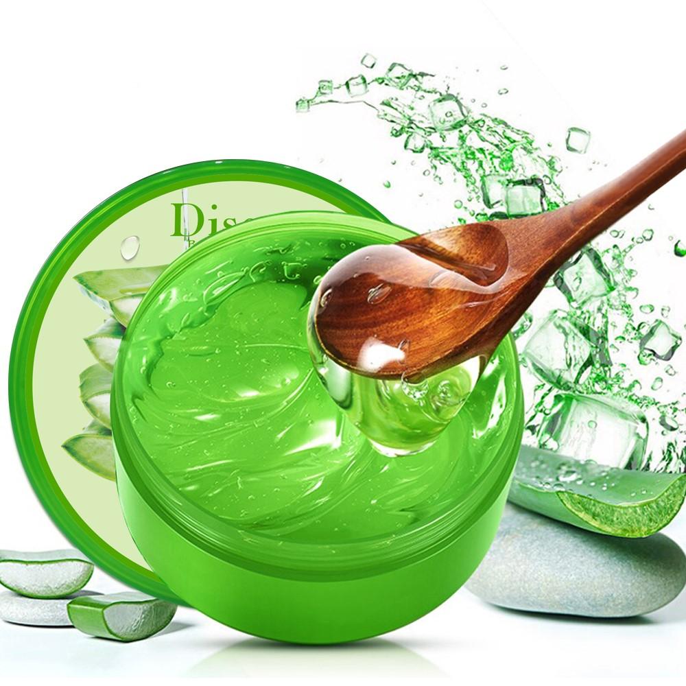 Aloë Vera 99% hydraterende, kalmerende en verzorgende gel - detail